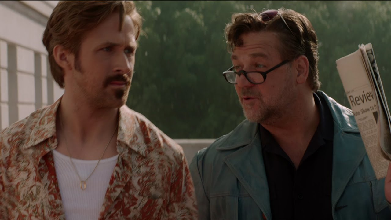 The Nice Guys - Main Trailer