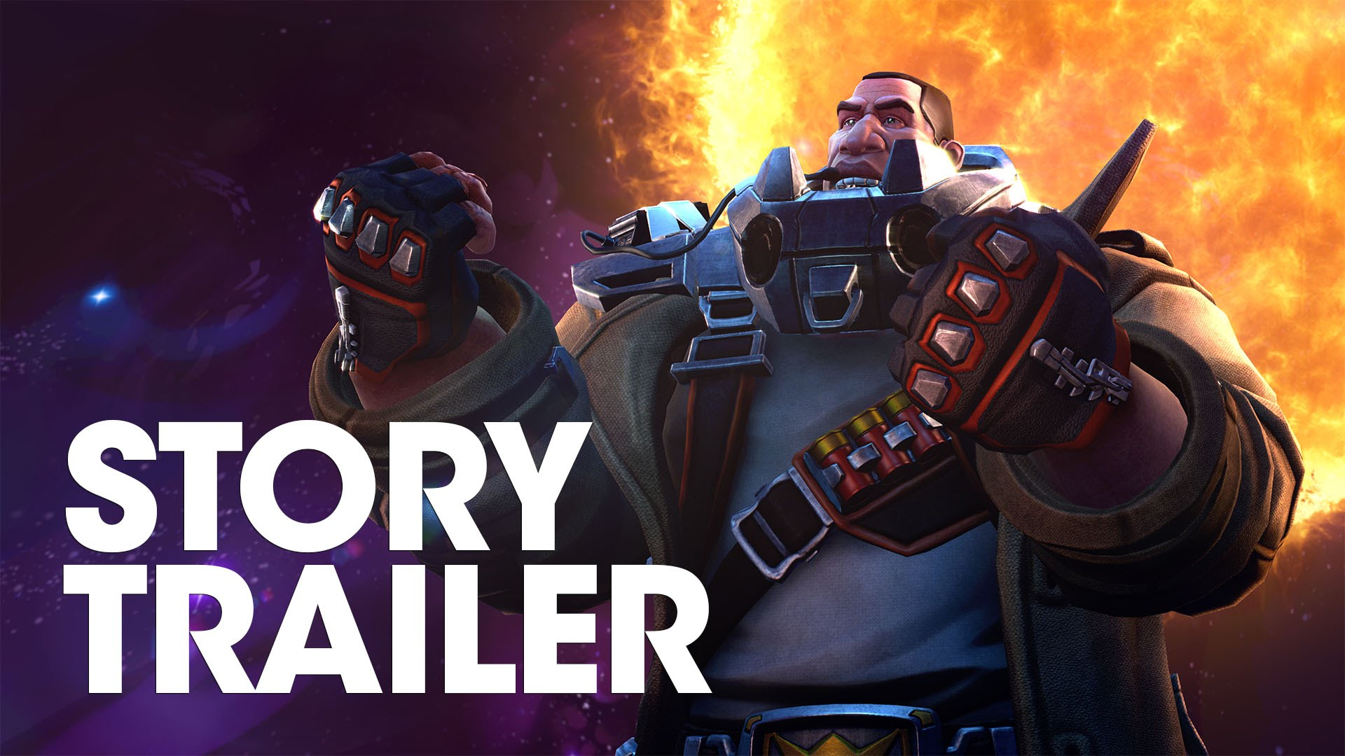 Battleborn: Live Together or Die Alone – Story Trailer