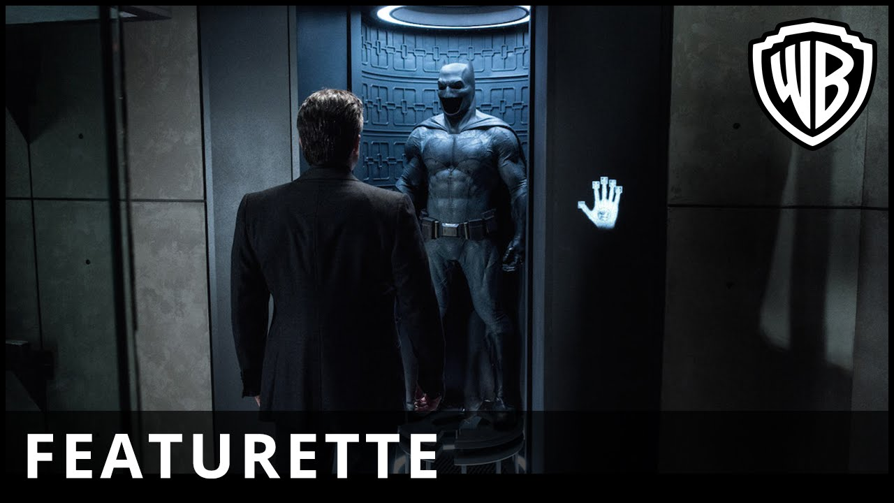 Batman v Superman: Dawn Of Justice – Batman Featurette