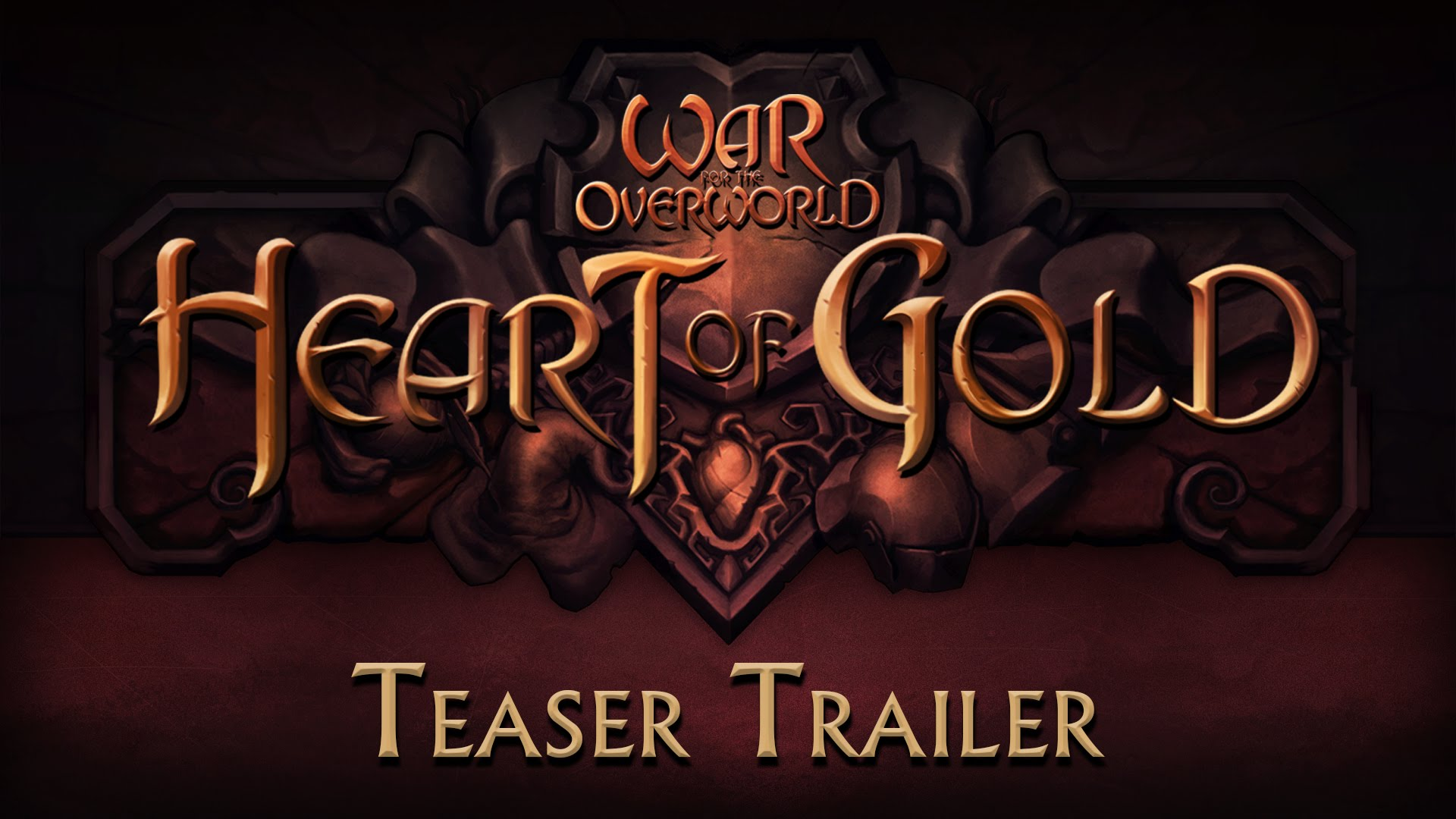 War for the Overworld - Heart of Gold - Teaser Trailer