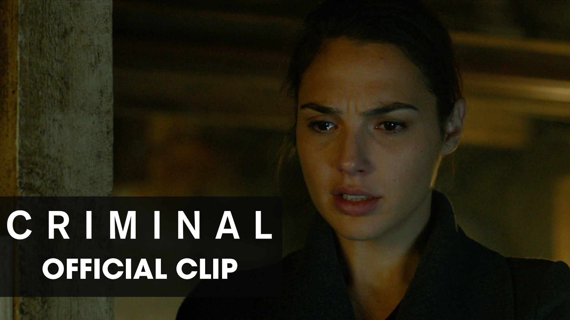 "Criminal (2016 Movie) Official Clip – ""In My Head"""