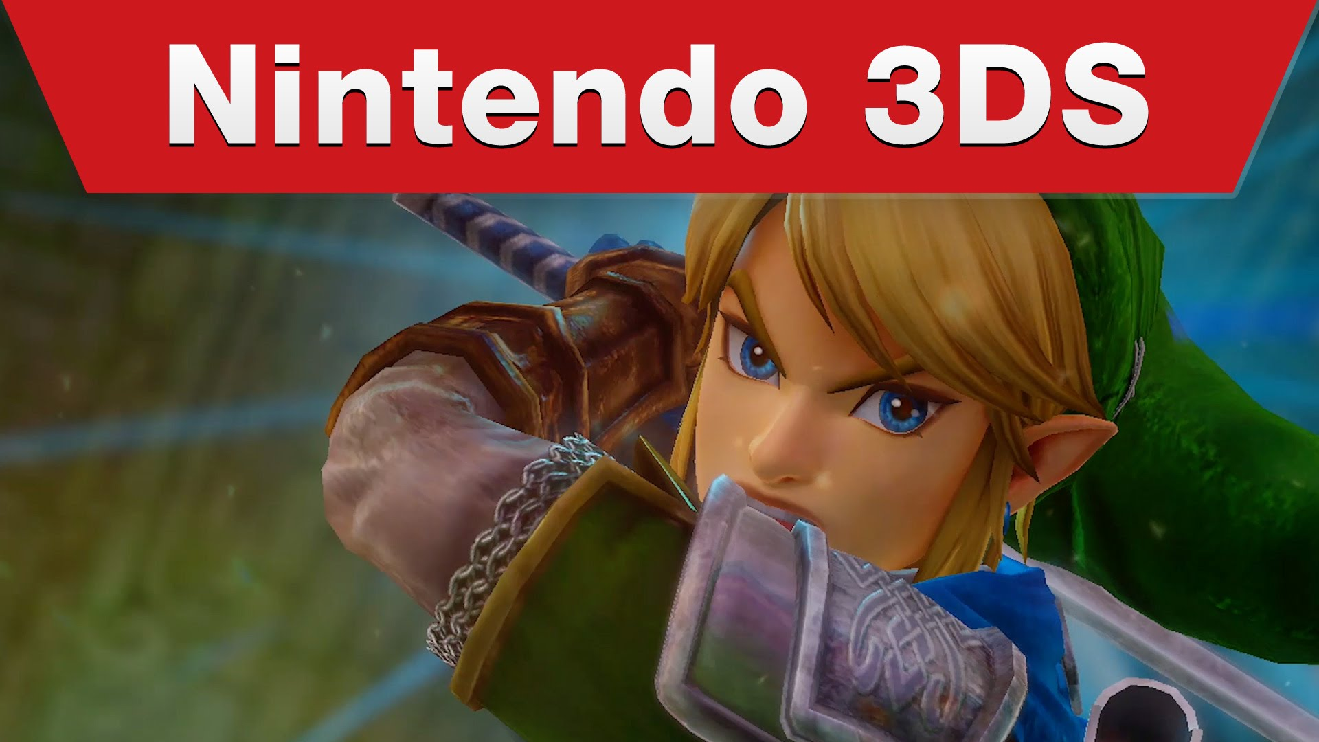 Hyrule Warriors - Legends: Launch Trailer