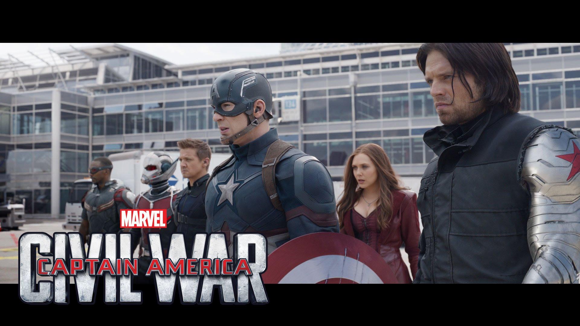 The Safest Hands - Marvel's Captain America: Civil War