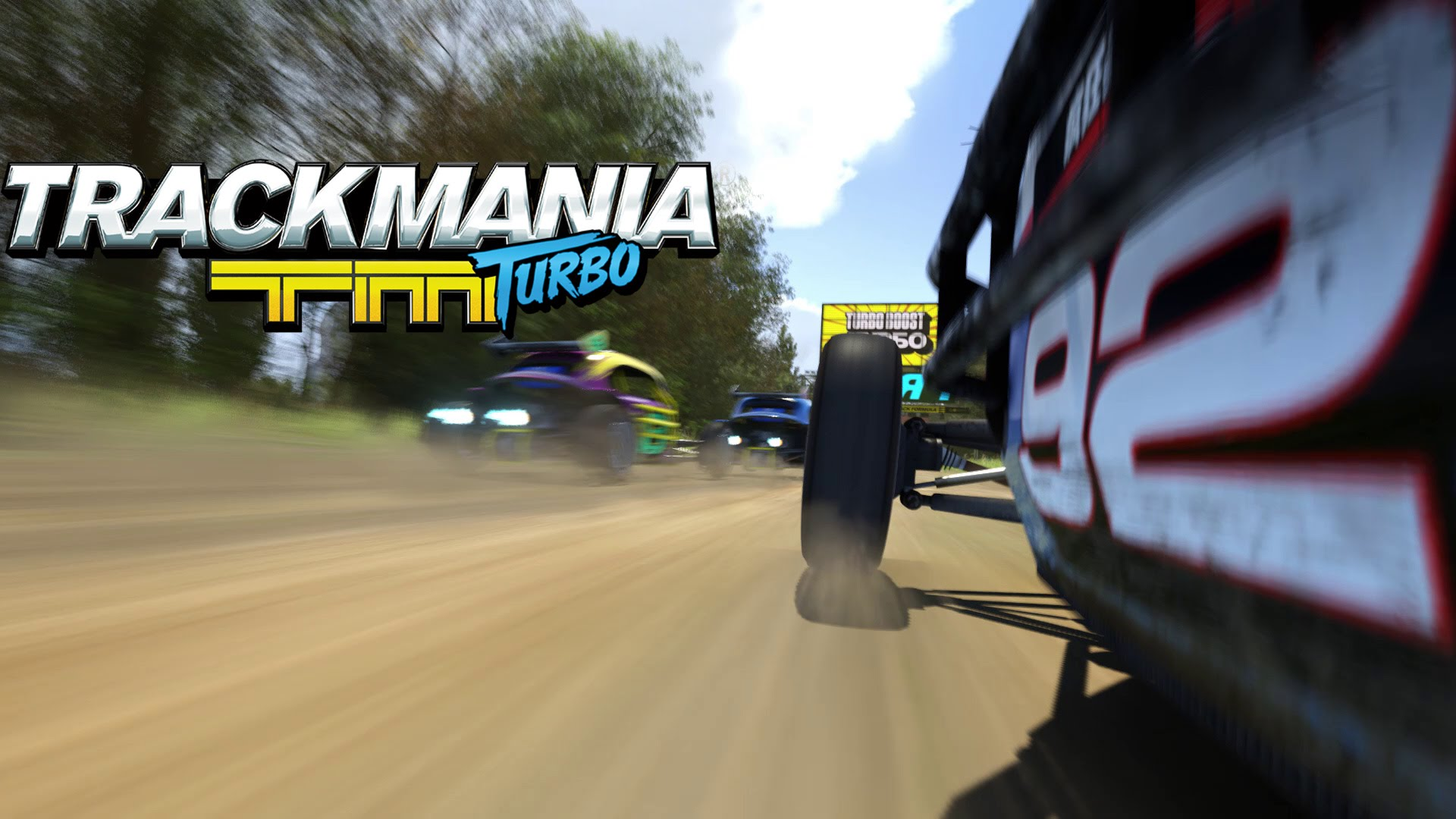 Trackmania Turbo - Trial Trailer