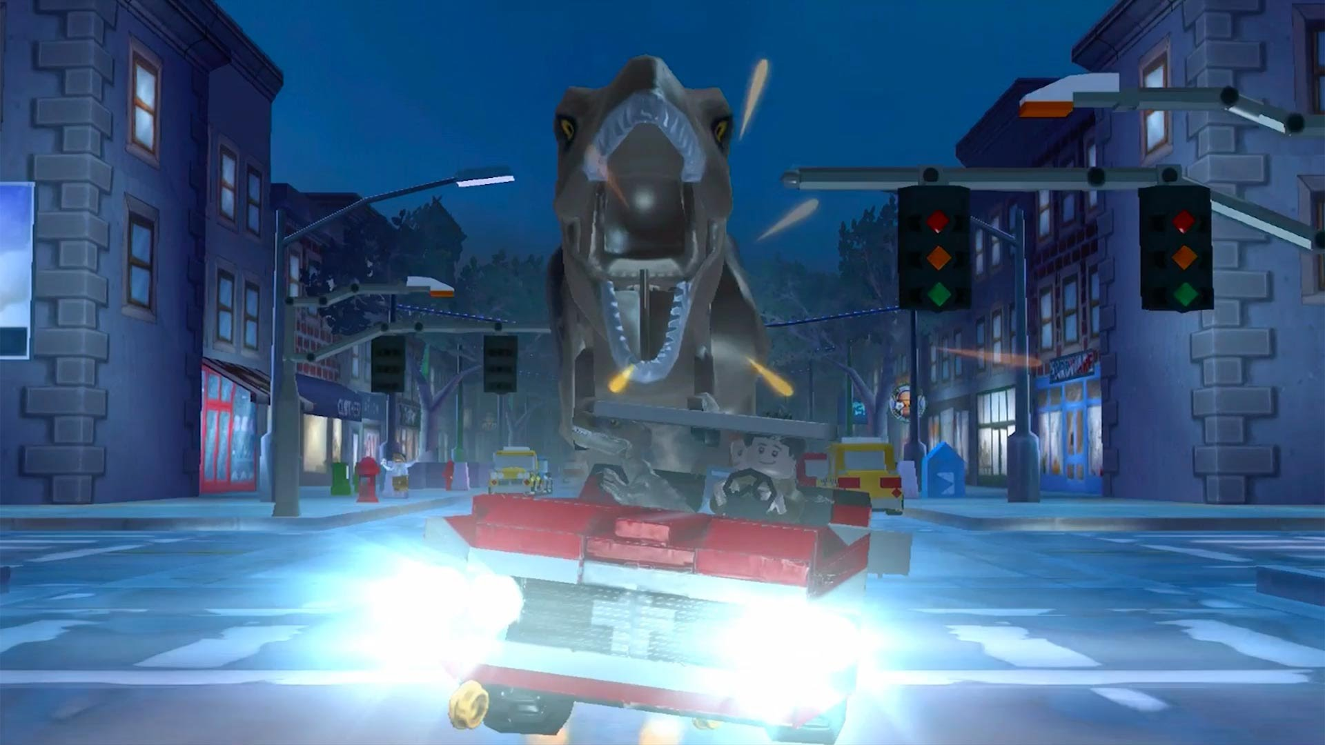 LEGO Jurassic World - Mobile Launch Trailer