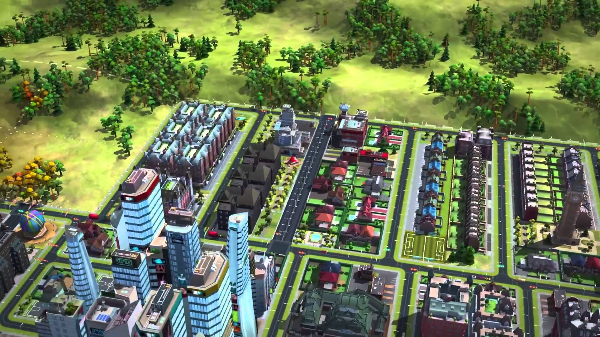 SimCity BuildIt | Gameplay Trailer feat. New Track from Kygo